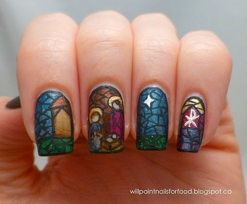 http://www.willpaintnailsforfood.com/2012/12/advent-calendar-nail-challenge-day-16.html