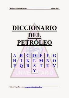 dicionario del petroleo Español-Inglés