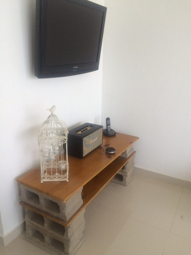 C mo hacer un mueble de t v con poco presupuesto - Como hacer un mueble para tv ...