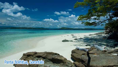 Pantai Bolihitua, Gorontalo