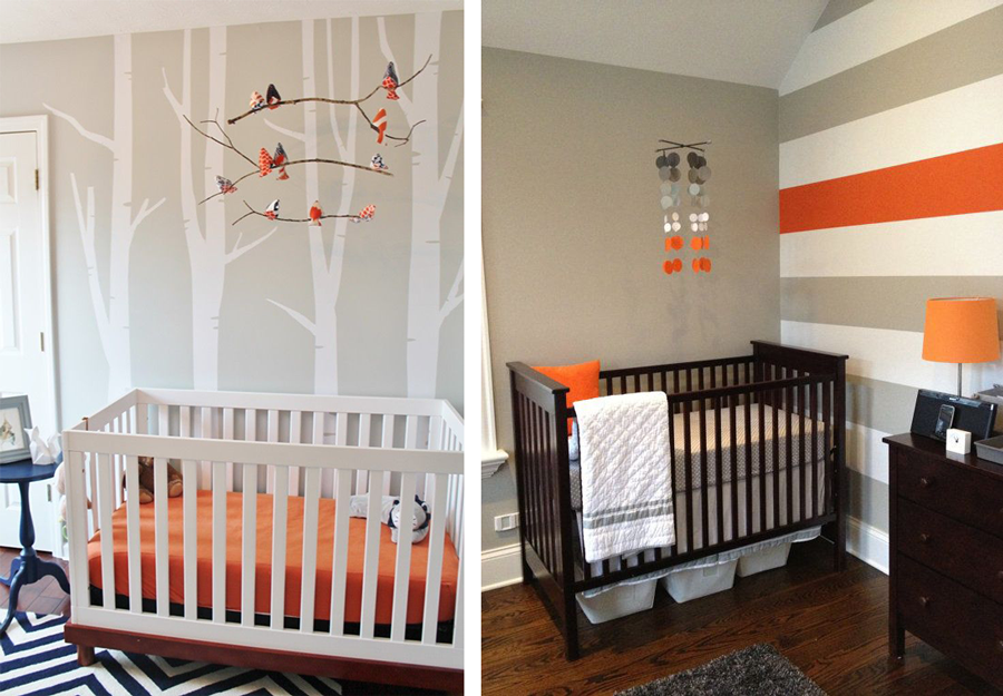 Chambre Orange Et Taupe – Chaios.com