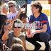 One Direction comparte con sus fans antes de concierto en Australia!