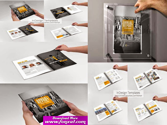 تصميمات مجلات التصميم رقم ( 43 ) magazine design