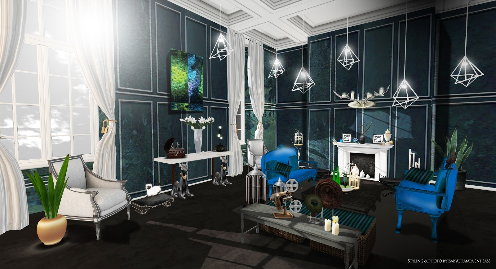 Fashion Themed Room Decor