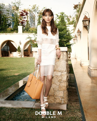 Sooyoung SNSD Girls Generation Double M Summer Look 2013
