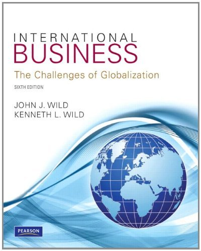 international business globalization The globalization of transportation systems helps here, but regulations are still different everywhere you go understanding another culture one big difference between doing business domestically and internationally is culture according to hilka klinkenberg, founder of etiquette internationalin new york city, less than 25.