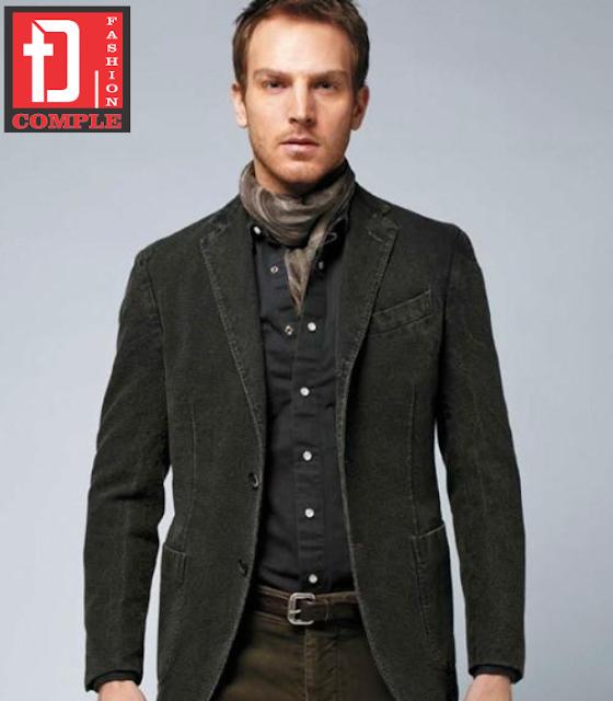 Nhà may Đức Tài - Cách quàng khăn khi kết hợp với áo vest nam 1