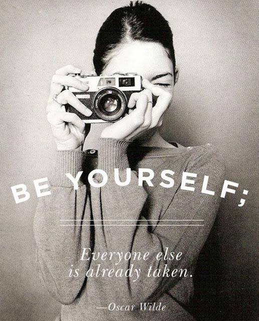 Be Yourself Oscar Wilde citation soyez vous-même, les autres sont déjà pris