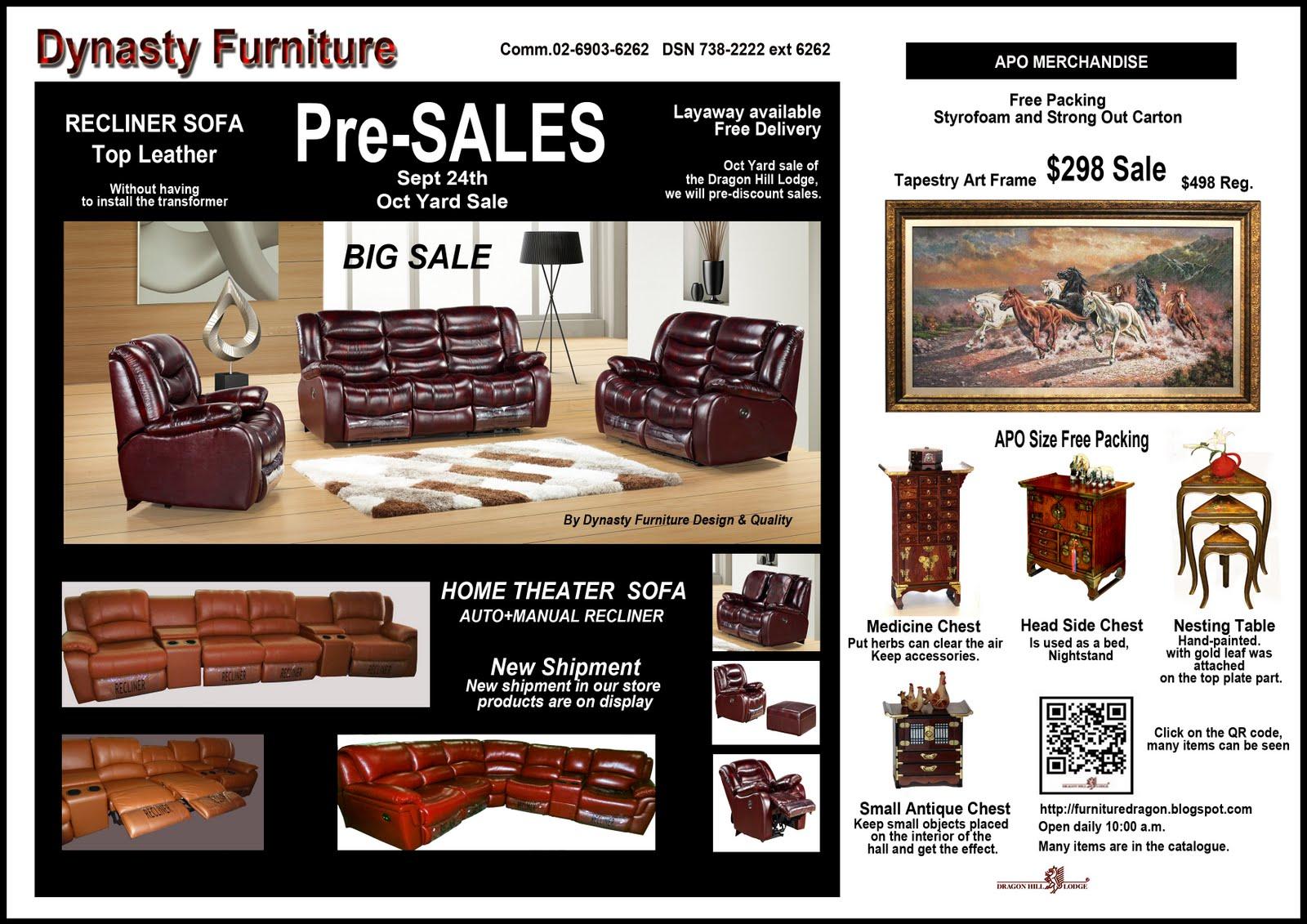 Dynasty Furniture Korea 08 26 11