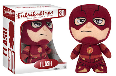 The Flash DC Comics Fabrikations Plush Figure by Funko