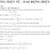 Lý thuyết sóng điện từ và bài tập