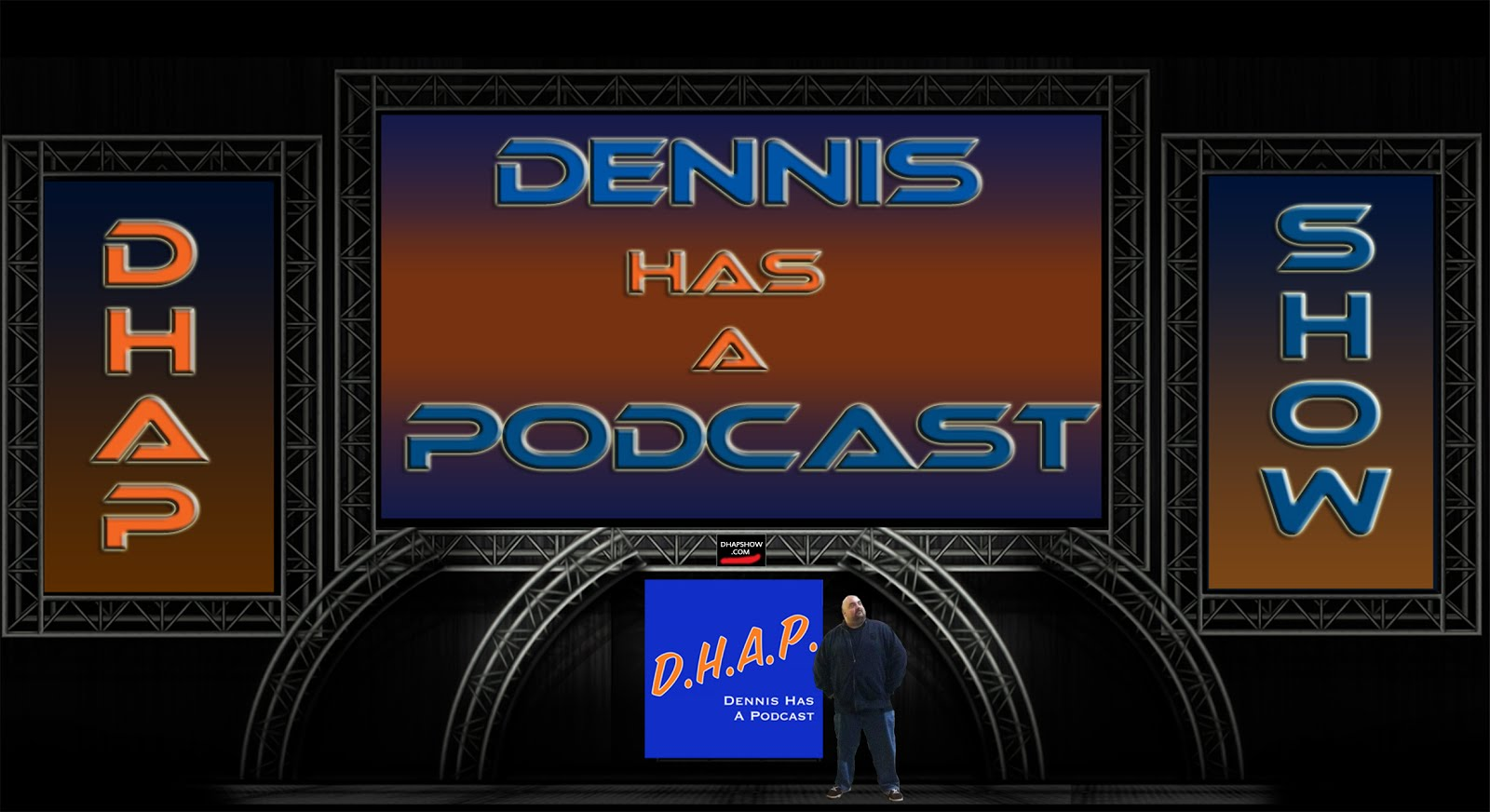 DHAP SHOW: THE PODCAST!!!