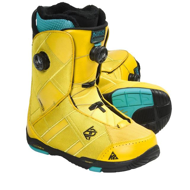 Snowboard Boots Boa9