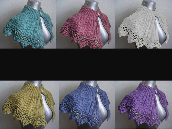 Free Knitting Patterns for Ponchos for Women - Yahoo! Voices