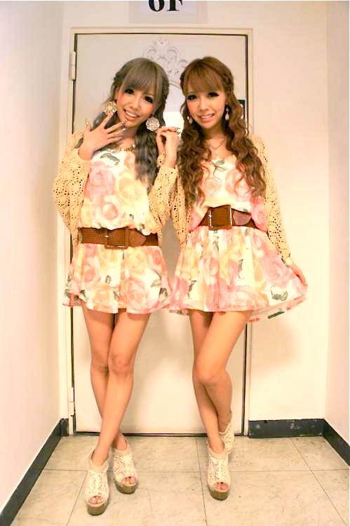 Chie & Chika Yoshikawa