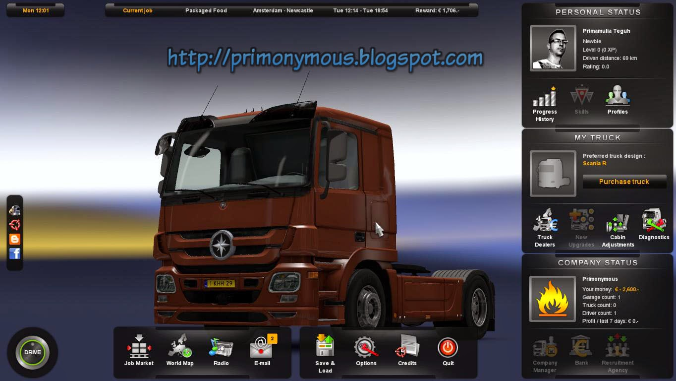 Download Euro Truck Simulator 2 Full Version
