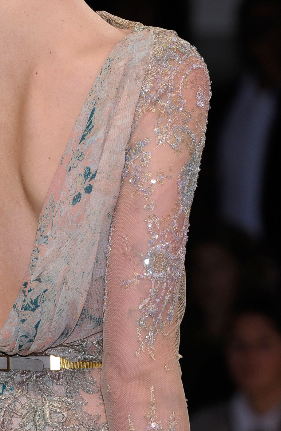 Elie Saab Haute Couture Fall/Winter 2012