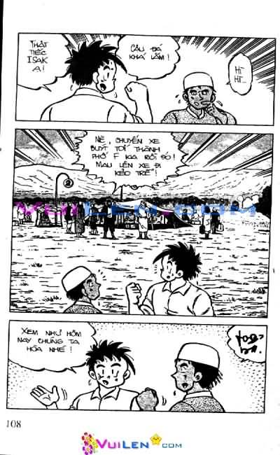 Jindodinho - Đường Dẫn Đến Khung Thành III  Tập 44 page 108 Congtruyen24h