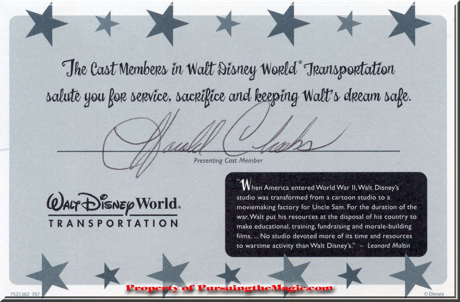 pursuing the magic a salute to our veterans from walt disney