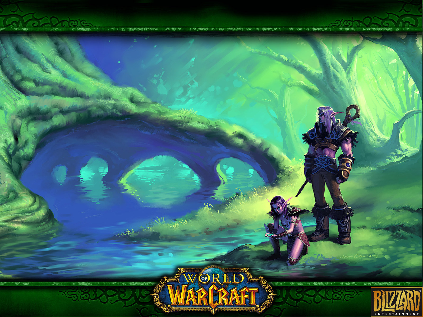 Best Desktop HD Wallpaper - World of Warcraft Wallpapers