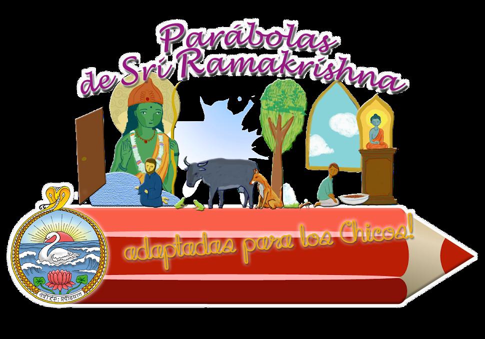 Parábolas de Sri Ramakrishna adaptadas para los Chicos