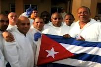 Brigadas cubanas ya trabajan para frenar ébola en África occidental