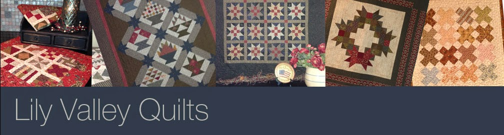 lily valley quilts