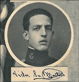 Alférez Víctor Sanmartín Molinero