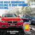 RHB Spend & Win BMW320i Contest