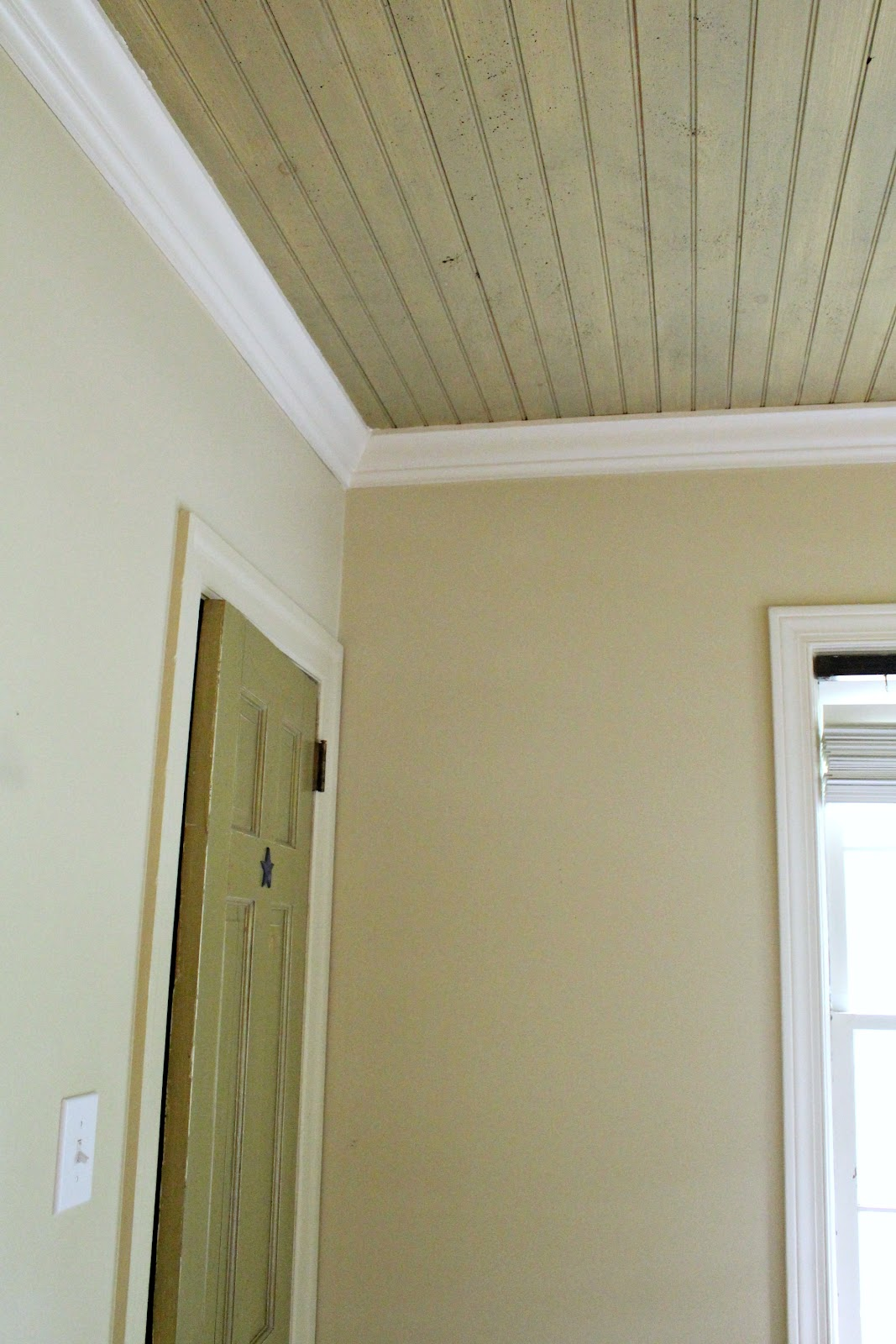Ten June Nursery Update A Freshly Painted Baby Boy 39 S Room Sherwin Williams Emerald Paint Review