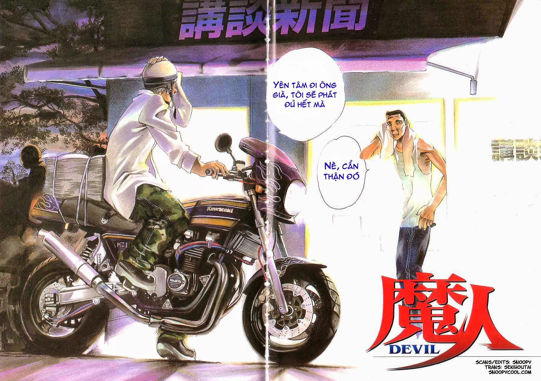 TruyenHay.Com - Ảnh 6 - Majin - Devil Chap 1