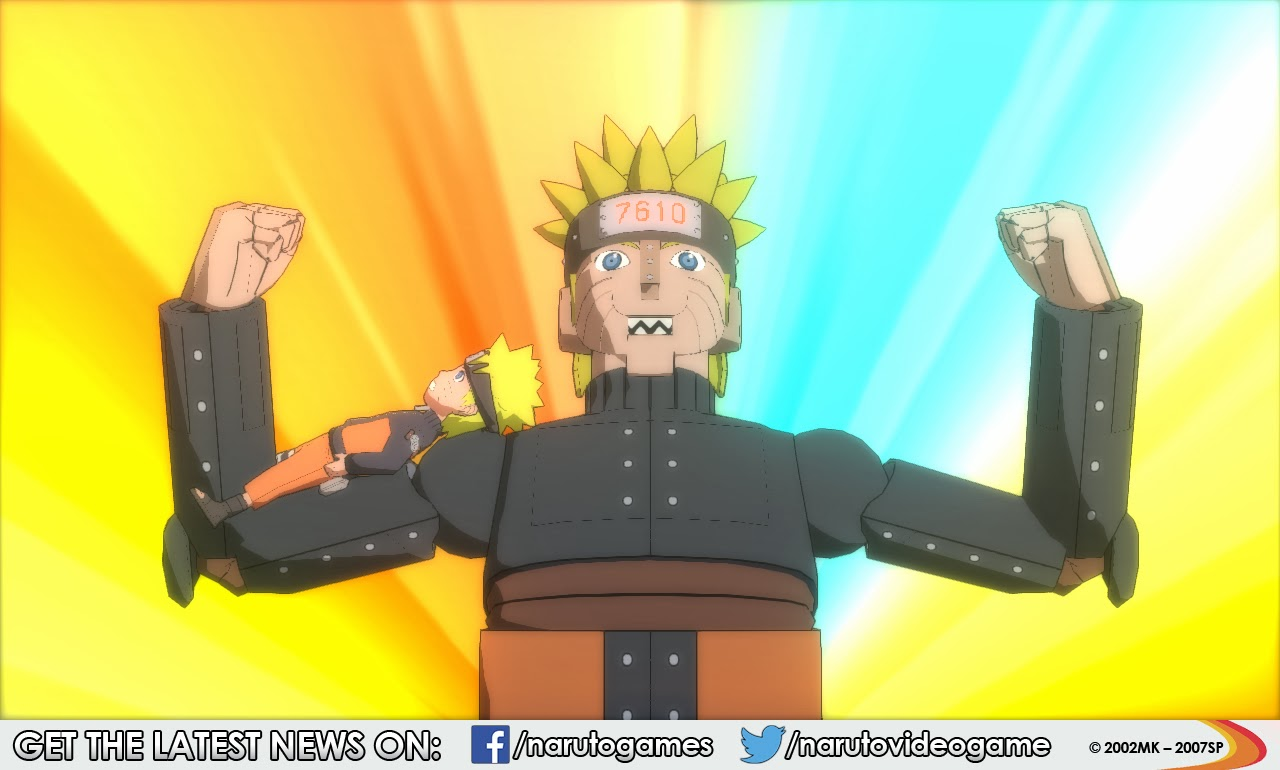 Ninja World Tournament Revealed For Naruto Shippuden: Ultimate Ninja Storm Revolution - weknowgamers