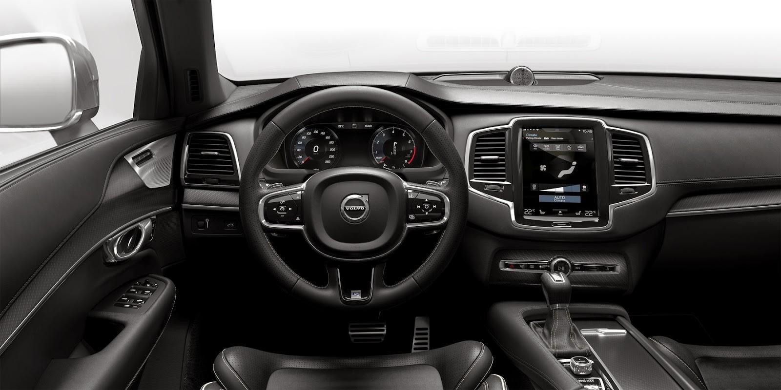отзывы владельцев Volvo-XC90 2015-2016