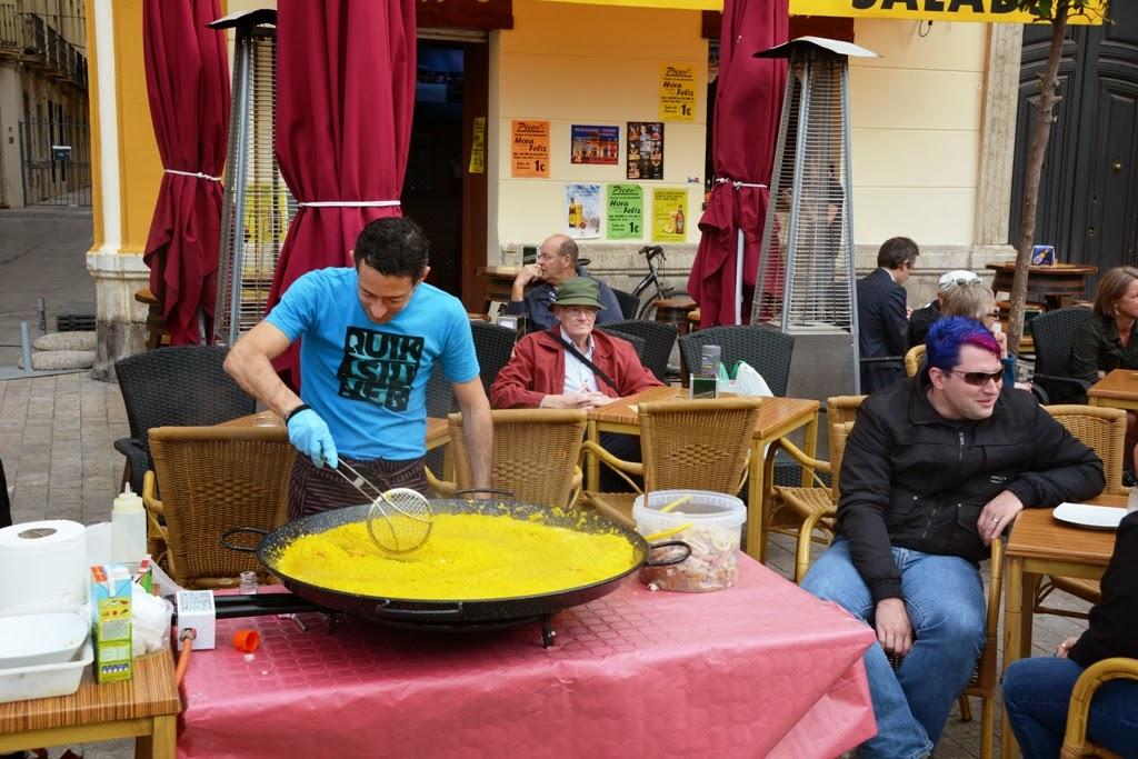 Malaga Paella