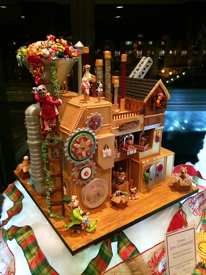 National Gingerbread House Competition At Grove Park Inn | Less Than  Perfect Life Of Bliss | Home, Diy, Travel, Parties, Family, Faith,