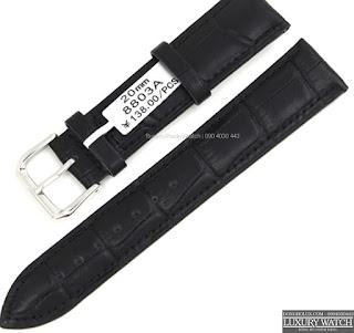 Dây Da Bê Cho Đồng Hồ Đeo Tay - Real Leather/Caftskin Watch Strap