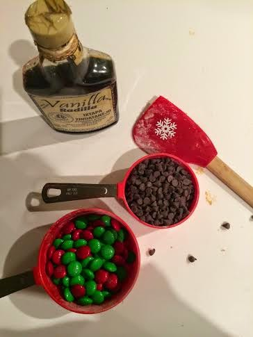 M&M-Cookie-Recipe