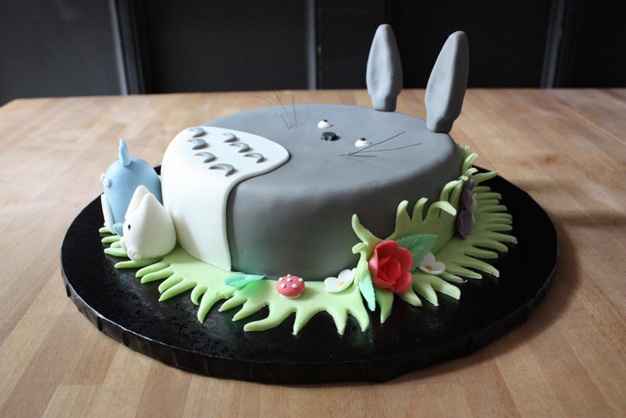 Souvent Atours et menus plaisirs * le blog : Anniversaire * Totoro NW05