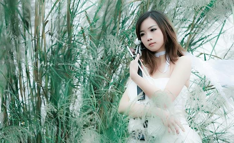风动心弦 — 美女 (Fēng dòng xīnxián—měinǚ) - Blowing heartstrings beauty