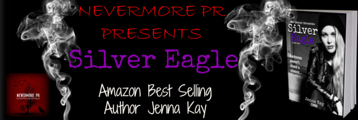 Silver Eagle Blog Tour