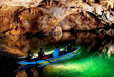 Rio subterrâneo Porto Princesa – Filipinas