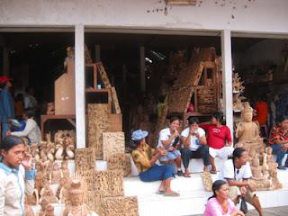 Sukawati Art Market