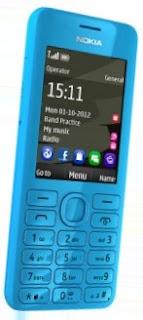 Harga Nokia 206 Dual dan Spesifikasi