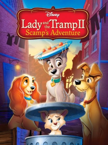Lady ant The Tramp - disney Movies