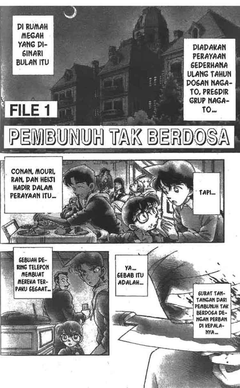 Dilarang COPAS - situs resmi www.mangacanblog.com - Komik detective conan 151 - pembunuh tak berdosa 152 Indonesia detective conan 151 - pembunuh tak berdosa Terbaru |Baca Manga Komik Indonesia|Mangacan