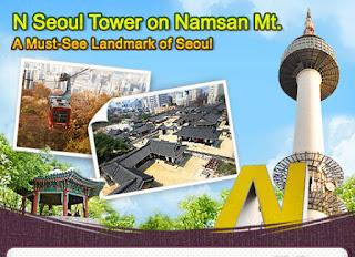 Seoul Tower dan Observatory