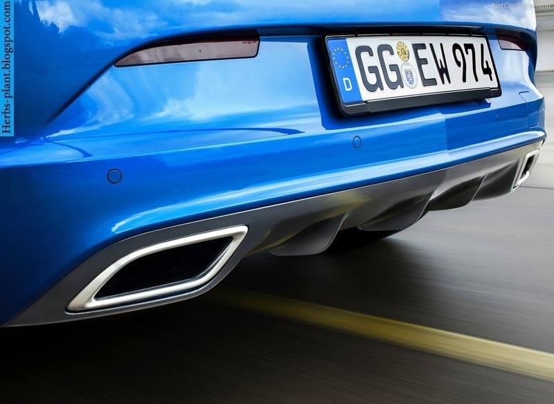 Opel astra car 2013 exhaust - صور شكمان سيارة اوبل استرا 2013