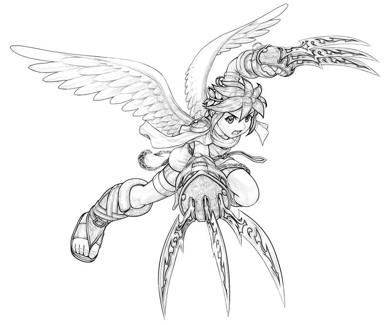 icarus coloring pages - photo#5