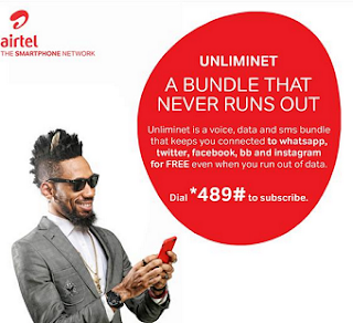 Surf The Internet With Out Any Kobo Airtel UnlimiNET