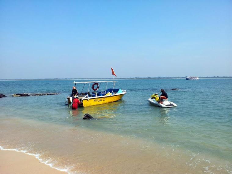 Malpe Beach, Mangalore - Popular Beaches in India